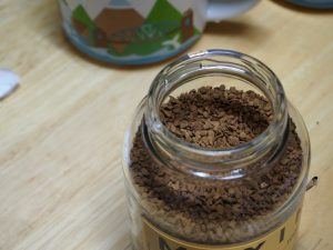 Better Taste Instant Coffee: Mrs. Wada's regular instant coffee powder