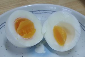 Hard Boiled Egg: Featured