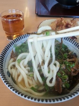 Self-Service Udon Place: Udon noodles