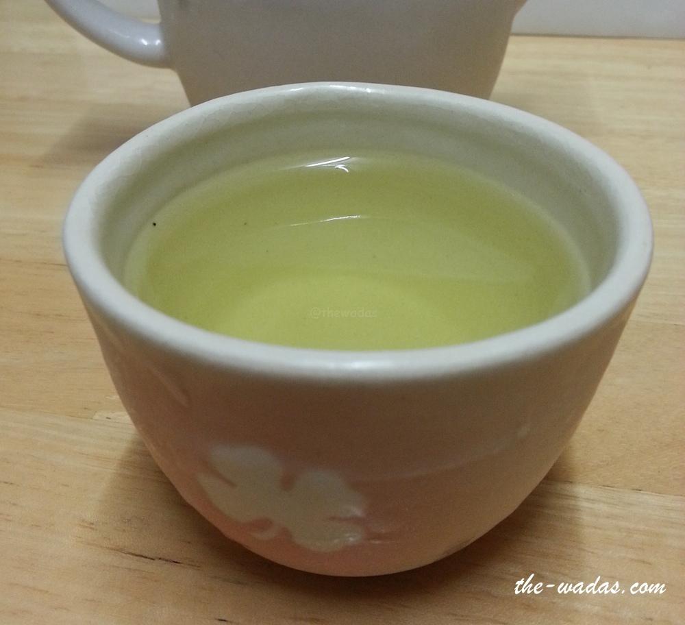 Super Green Tea: Cold-brew green tea