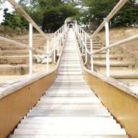 Tanematsuyama Park, Kurashiki City: Slides #1 (below)