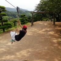 tanematsuyama_park_zipline