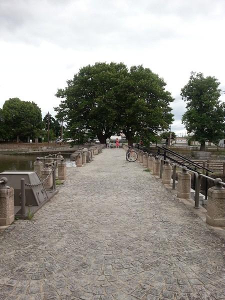 Sakazu park water_gate