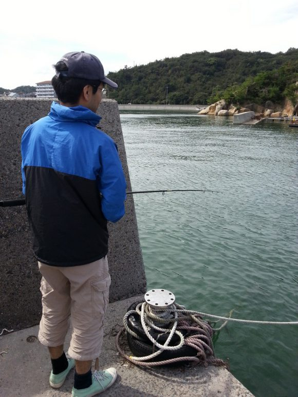 Mr_Wada_fishing
