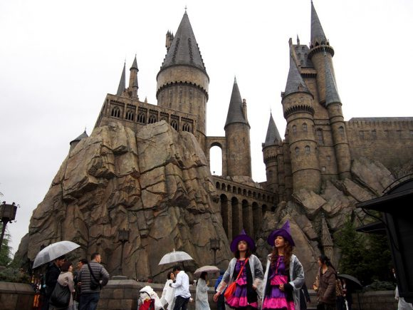 Wizarding World of Harry Potter 11