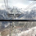 Beautilful Snow Mountains in Shinhotaka, Gifu