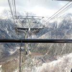Beautilful Snow Mountains in Shinhotaka, Gifu