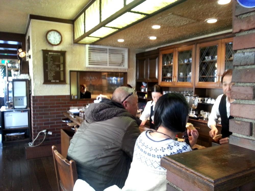 Honky Tonk Coffee Shop: Counter