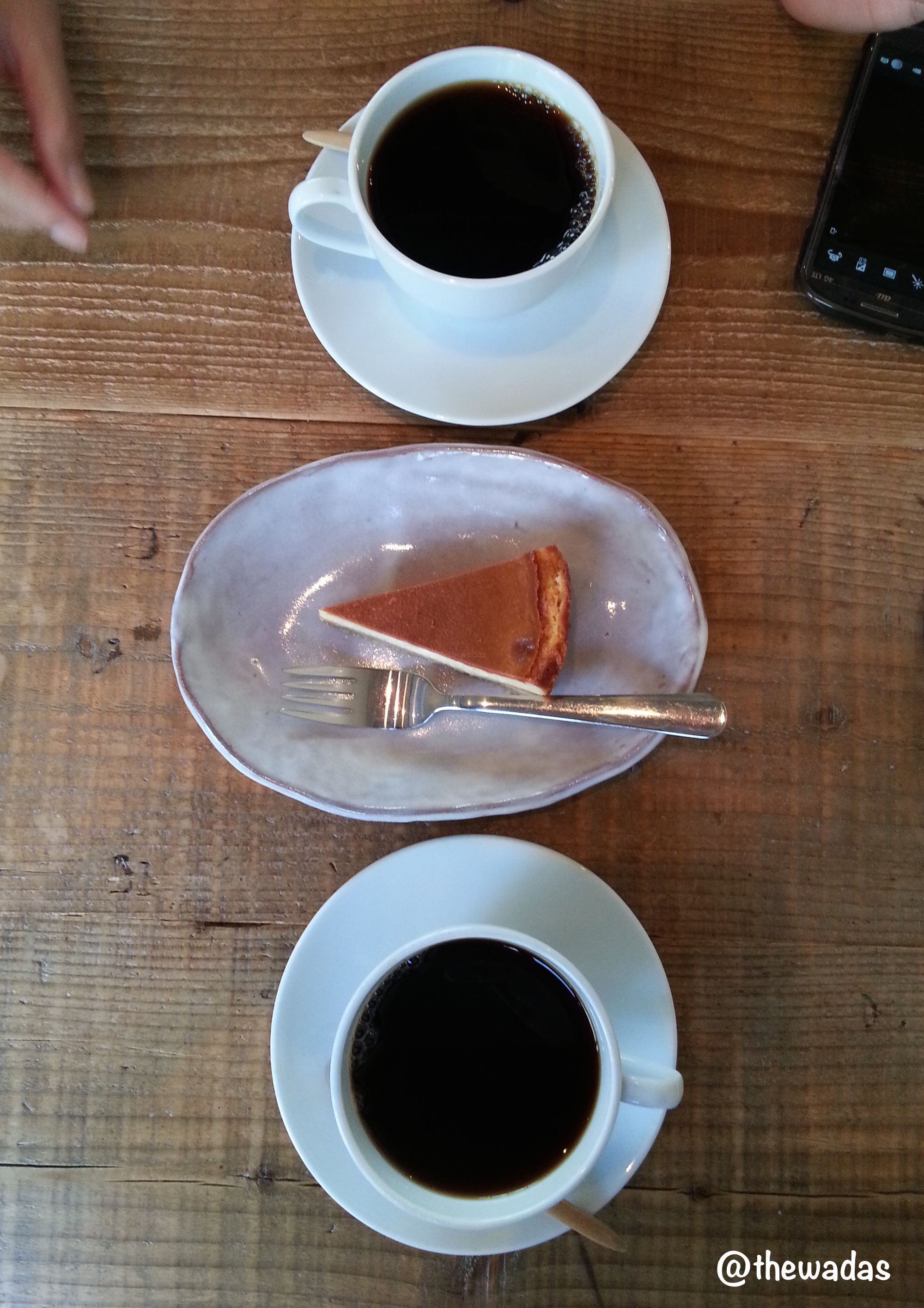Tsuji Coffee: Cafe in Kasaoka City, coffee and baked cheesecake
