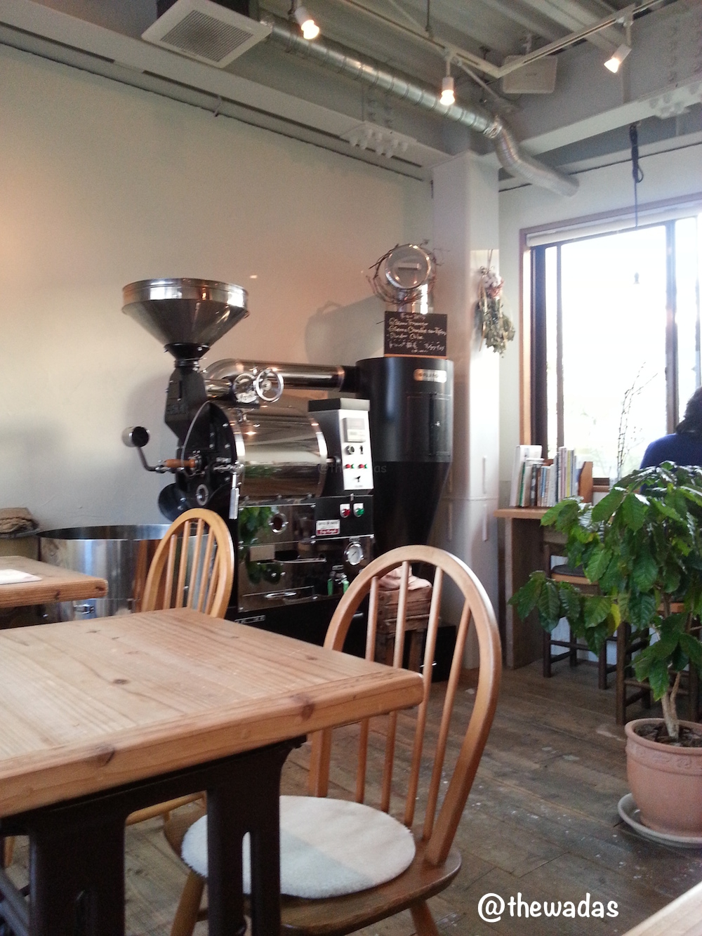 Tsuji Coffee: Cafe in Kasaoka City, coffee beans roaster