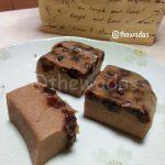 Japanese Sweets: Cinnamon-Kinako Flavor Uiro