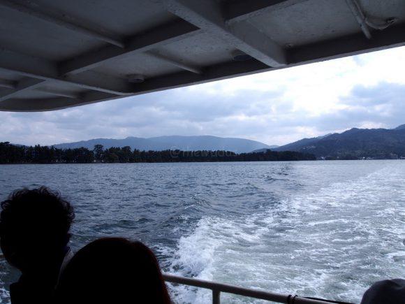Amanohashidate_Sightseeing_Boat