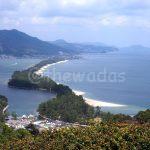 One of The Three Scenic Views in Japan: Amanohashidate