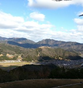 Takeda Castle Ruins Observatory