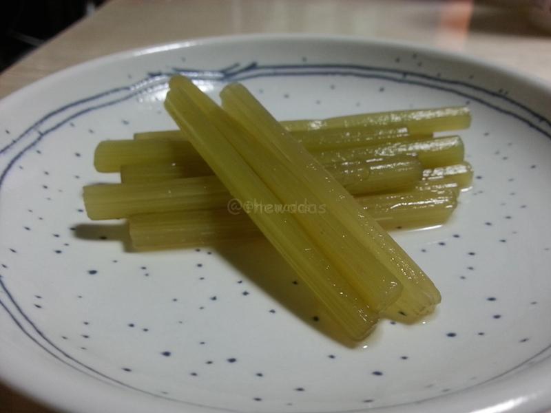 Japanese Cooking: Fuki (Japanese butterbur) featured