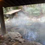 Superior  Hot Springs in Kurokawa Onsen Town, Kumamoto