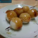 Japanese Sweets: How To Make Mitarashi Dango