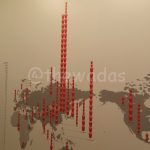 Consumption of cup noodles over the world