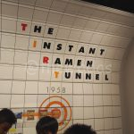 The instant ramen tunnel