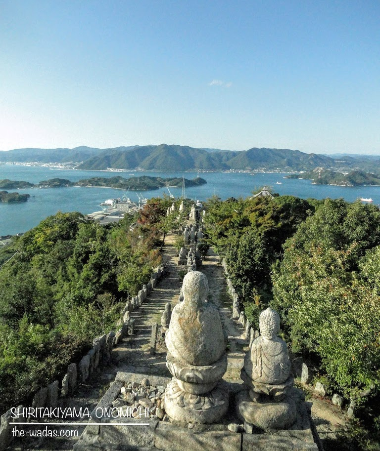 Photo of the Day: Shiritakiyama, Onomichi