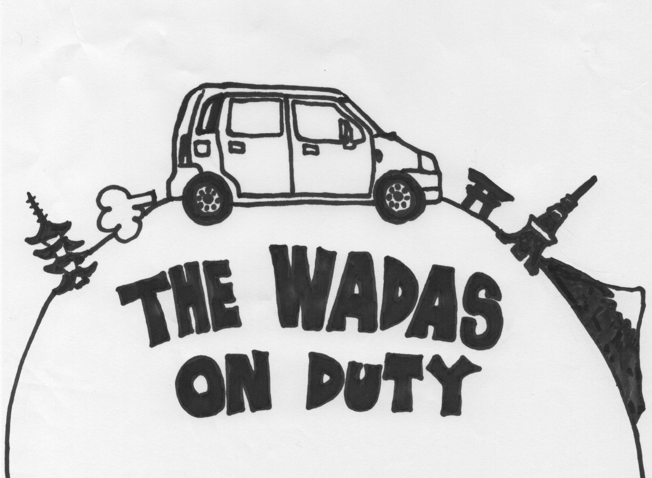 The Wadas On Duty
