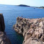 Thrilling Basaltic Cliffs in Tojinbo