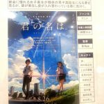 Movie Review: Kimi No Na Wa (Your Name)