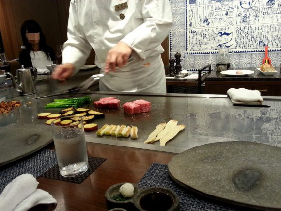teppanyaki_tajima_cooking_steak