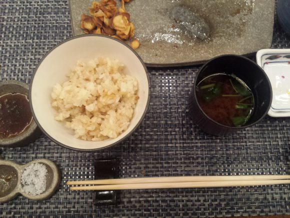 teppanyaki_tajima_garlic_rice_and_miso_soup