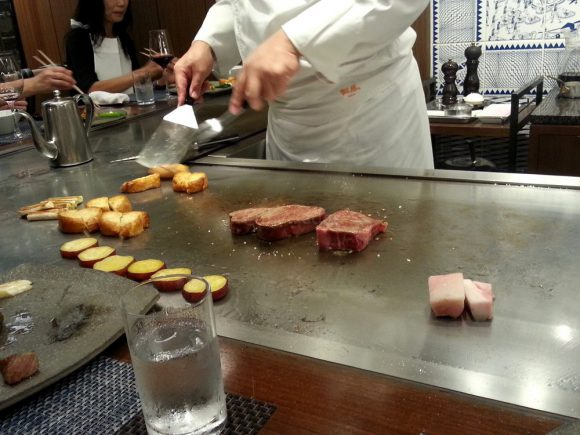 teppanyaki_tajima_second_steak