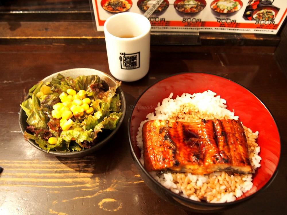 affordable unagi restaurant