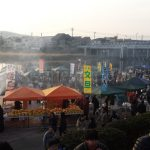 Becoming Early Birds for Okayama Kyobashi Morning Market