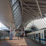 Odawara station.