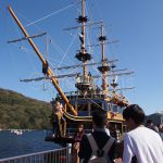 Pirate-Ship Ride on Lake Ashi in Hakone