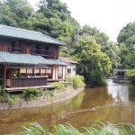 高梁川沿いに佇む倉敷の古民家カフェ:三宅商店 酒津