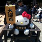 Hello Kitty (black egg version)
