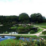 Three Great Japanese Gardens: Okayama Korakuen