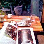 Tereya Cafe in magazine