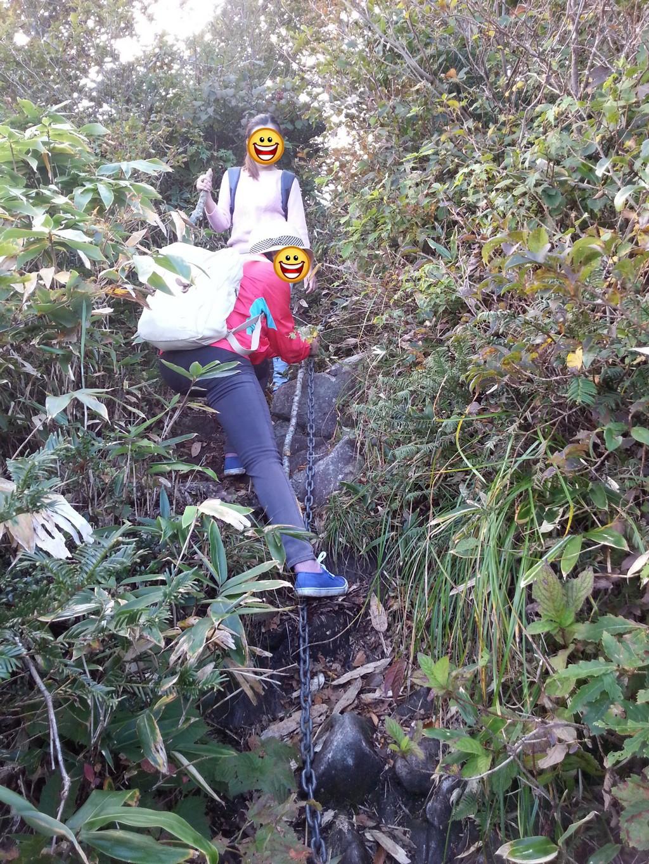 hiking in hiruzen hiking