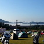 Naka Hiruzen Auto Camping Ground in Maniwa city