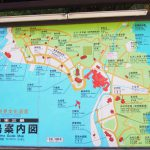 Map of Miyajima