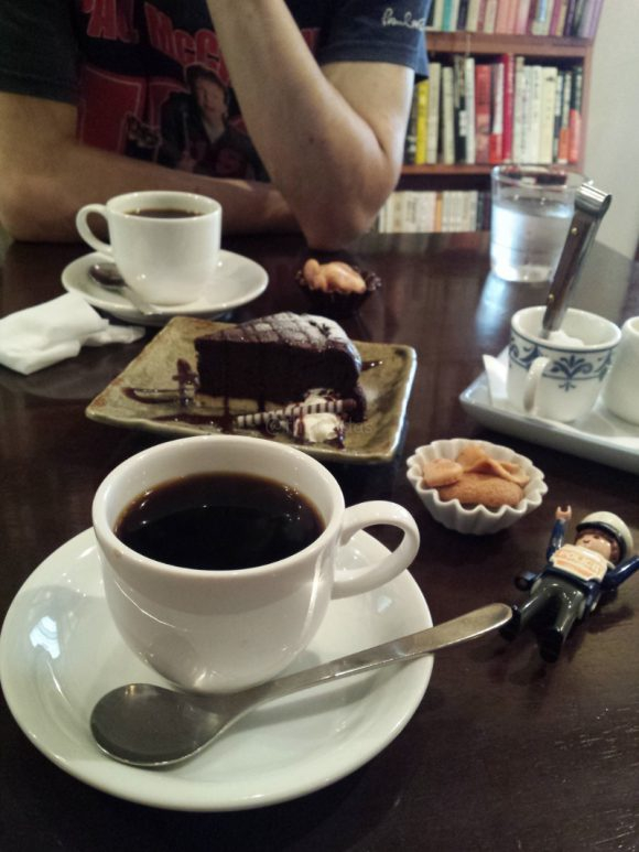 Kohi to Hito Cafe: coffee and sweets