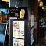 Tama cafe (entrance)