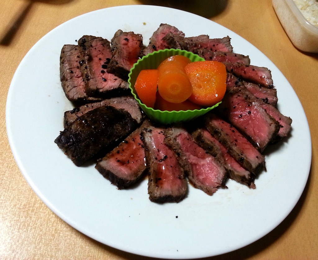Quick Roast Beef Recipe