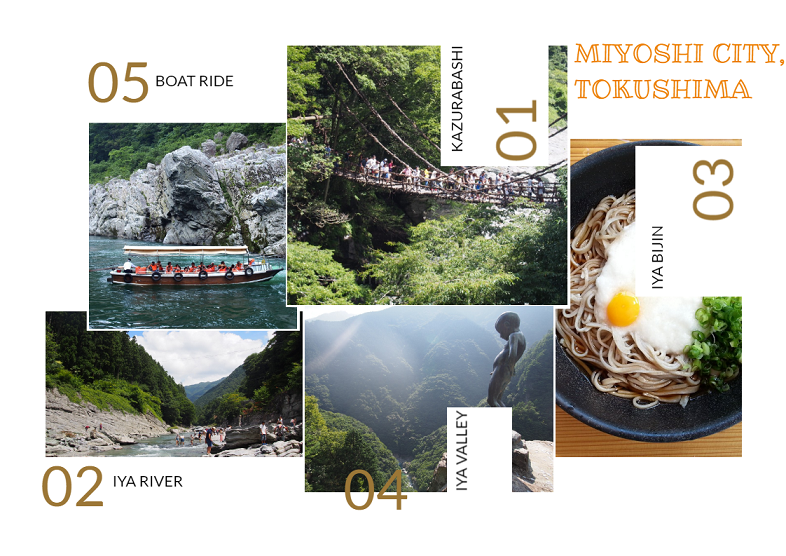 Top Things to Do in Miyoshi City, Tokushima