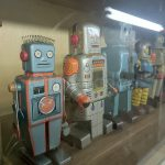 Vintage Toy Museum in Mimasaka City