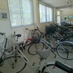 Pick a bike. Fill in the application form and you are ready to go. (ask staff for a help)