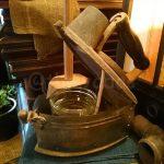 Antique iron (nostalgic!)
