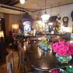 Antique & Cafe Yukashi in Okayama City