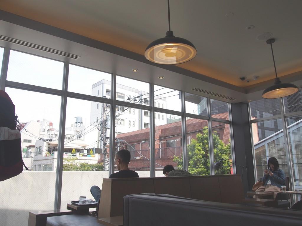 Concept Starbucks Store Omotesando B-Side in Tokyo